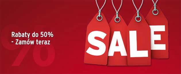 Rabaty do -50% w sklepie Tchibo na święta