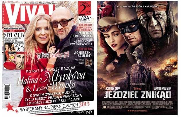 "VIVA z dodatkiem na DVD film ""Jeździec znikąd"""