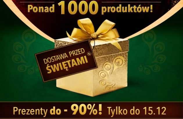 Złote wyprzedaże 1000 produktów promocja