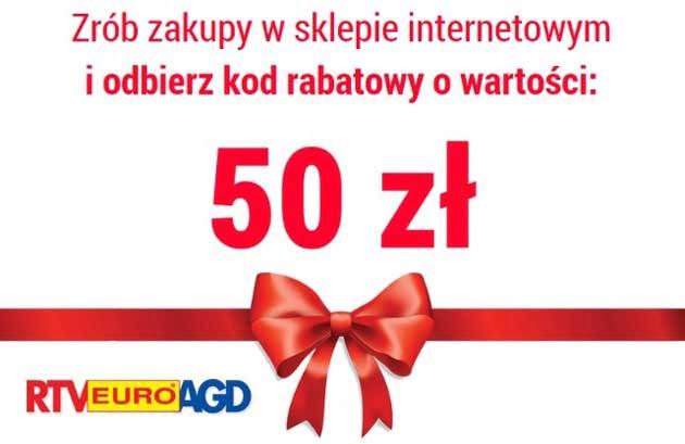 RTV Euro AGD promocja noworoczna
