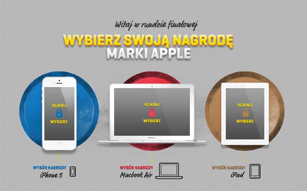 Wygraj MacBook Air i inne nagrody w konkursie First Impressions