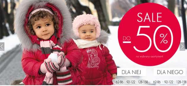 Zimowa kolekcja ubrań taniej o 50% w sklepie Wójcik Online