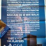 Plakat PS4