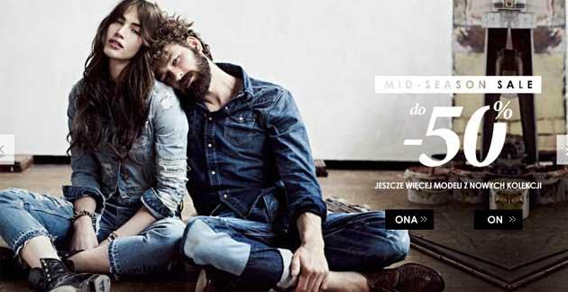 Answear wyprzedaż nowych kolekcji oryginalnych ubrań i butów