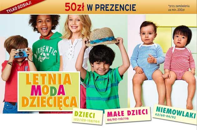 Promocja Tchibo na ubrania dla dzieci i niemowląt