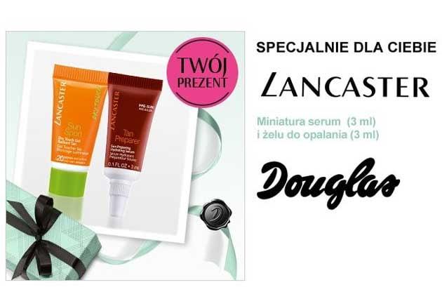 Próbki kosmetyków za darmo do każdego zakupu w Douglas