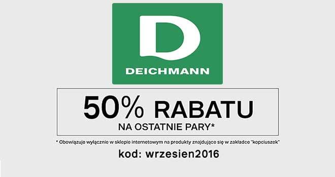 deichmann promocja 2016