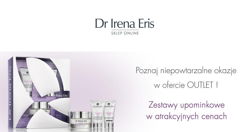 Dr Irena Eris promocja na kosmetyki dla kobiet w zestawach