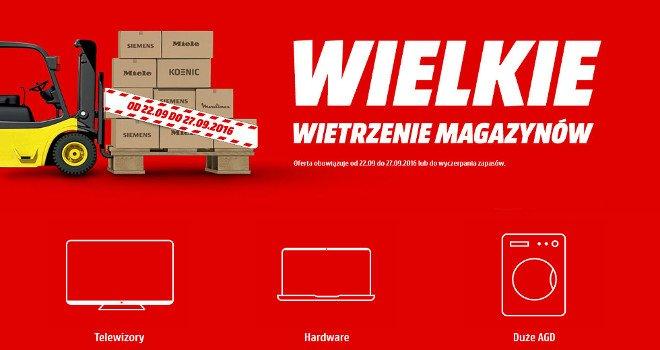 media markt wietrzenie magazynow