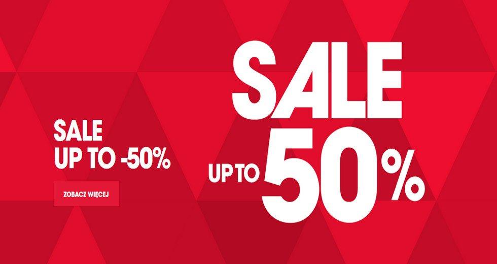 New Balance Outlet obuwie tańsze nawet do -50% ceny