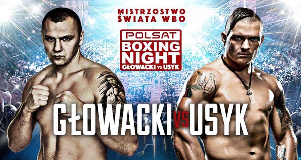 Polsat Boxing Night: Głowacki vs Usyk oglądaj za darmo