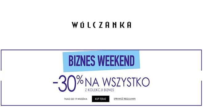 2cbea5372db1 Wólczanka promocja na koszule męskie i damskie -30% taniej – oFree.pl
