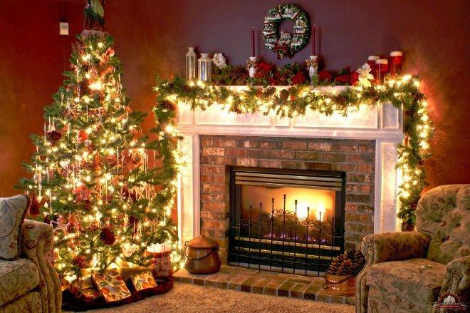 Boże Narodzenie choinka 2017