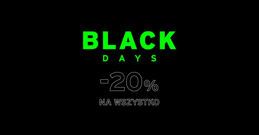 4F odzież promocja Black Friday