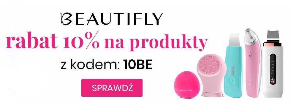 Produkty Beautifly 10% taniej w Perfumesco