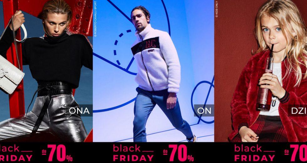 Black Friday Answear odzież w promocji do -70% taniej