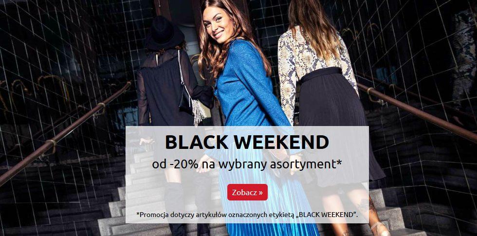 BonPrix Black Friday odzież męska i damska do -20% taniej