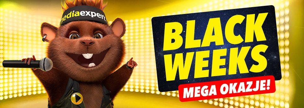 Black Weeks w Media Expert promocje z kodami rabatowymi
