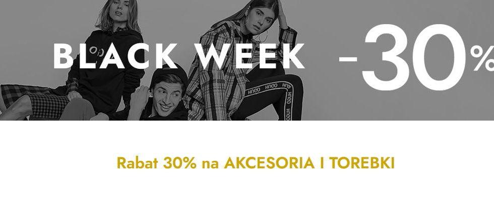 Torebki i akcesoria -30% rabatu na Black Week Modivo