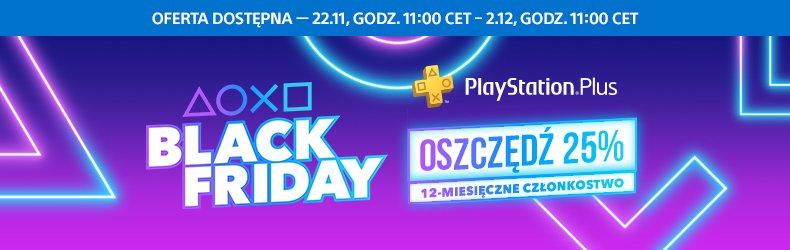 PlayStation Plus 12 miesięcy za 180 zł w Polskich sklepach