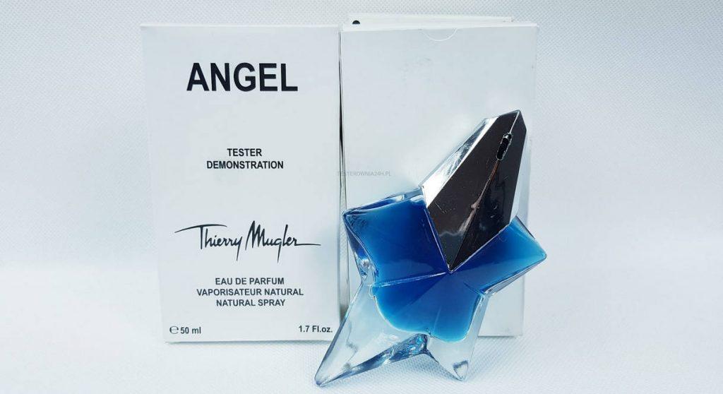Thierry Mugler Angel Promocja Natura