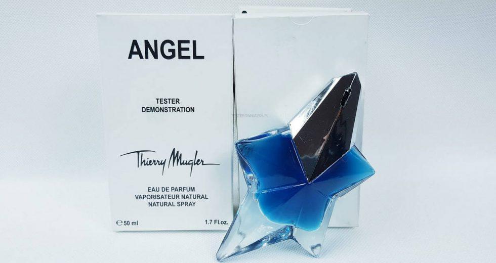 Promocja Natura perfumy Thierry Mugler Angel -50% taniej