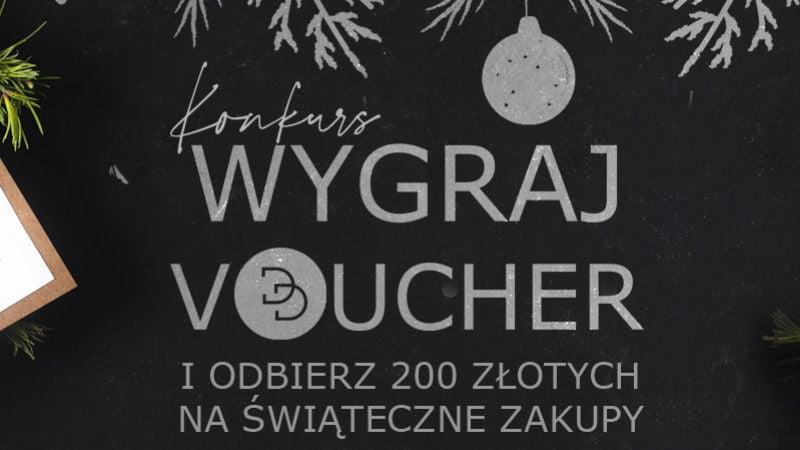 Wygraj voucher 200 zł na świąteczne zakupy