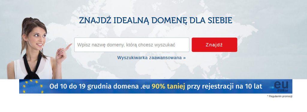 domeny .eu promocja
