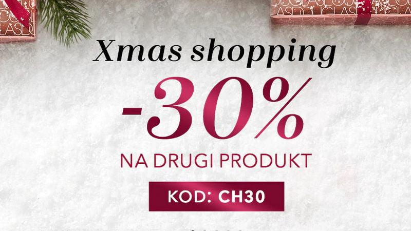 Kod rabatowy Douglas na drugi produkt zniżka -30%