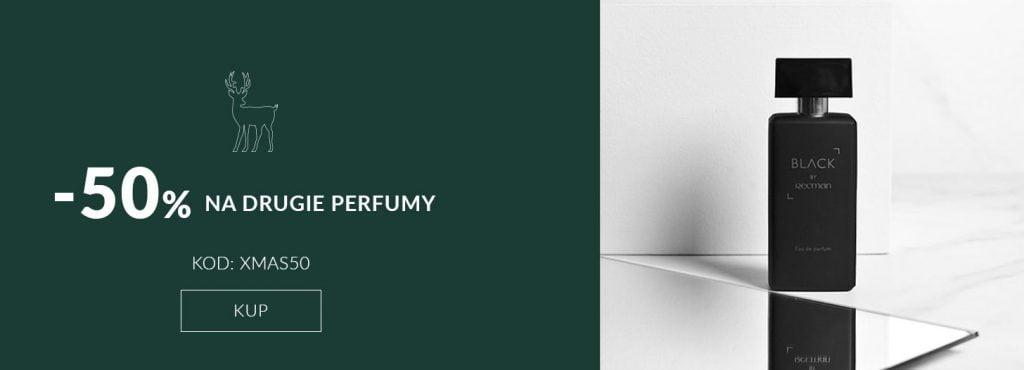 Recman perfumy -50% rabatu