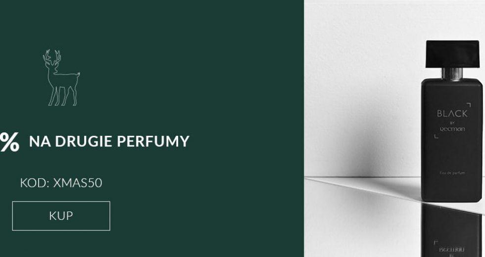 Recman perfumy -50% rabatu na drugi zestaw dla mężczyzn