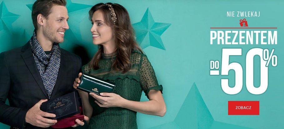 Wittchen promocja świąteczna na walizki i kosmetyczki do -50%